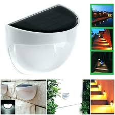 solar power outdoor wall lights outdoor wall lighting led waterproof outdoor solar light 6 led solar
