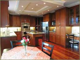 Cherry Wood Kitchen Cabinets Modern Cherry Wood Kitchen Cabinets Home Design Ideas
