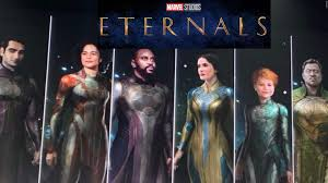 Marvel's next big superhero group movie is called 'eternals.' here's the cast and who they're playing. The Eternals Neuer Marvel Film Ist Abgedreht Film Tv