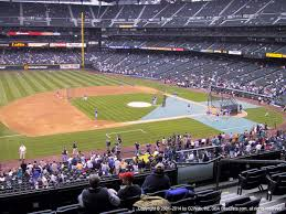 T Mobile Park View From Terrace Club Infield 240 Vivid Seats