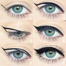 i explore ang winged liner winged eyeliner at higit pa