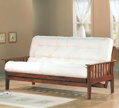 Outdoor:Upholstered Daybed Frame Coaster Futon With Slat Side Detail Dirty  Oak Wood Finish Main