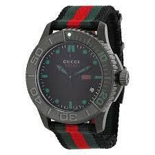 gucci g timeless nylon strap men s watch ya126229 g timeless gucci g timeless nylon strap men s watch ya126229