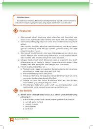 Berikut ini materi dan kunci jawaban buku tematik kelas 4 sd/mi tema 8 subtema 3 pembelajaran 1, halaman 126, 127, 128, 129, 130, 131, dan 132. Kunci Jawaban Buku Paket Agama Islam Kelas 8 Bab 10 Kanal Jabar