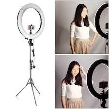 Neewer Ring Light Review Neewer 18 Inches 55w Led 5500k Dimmable Ring Light Kit