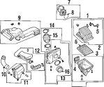 Image result for honda knock sensor connector