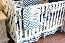 vintage car crib bedding race baby old nursery