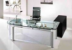 Glass Office Table Office Glass Tables Pinterest