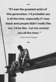 Flex Quotes Cool One Of My Favorite Quotes About Kanye West From Chance The Rapper