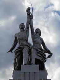 Worker and Kolkhoz <b>Woman</b> - Wikipedia
