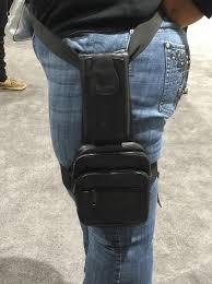 outdoor tactical military drop leg bag panel utility waist belt pouch bag