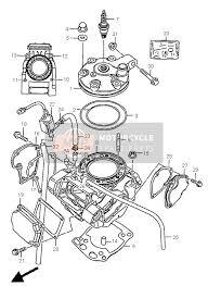 suzuki rm 250 engine diagram wiring diagram