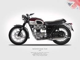 triumph motorcycle art fine art america