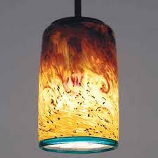 hand blown glass lighting. homey green art glass pendant lights lighting design blown hand a
