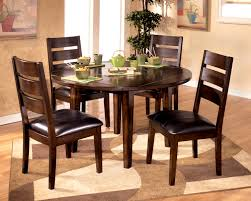 round dining room set elegant dining room chairs used ethan allen table and home design sets