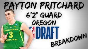 Payton Pritchard Draft Scouting Video ...