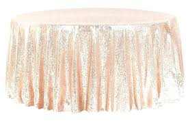 120 inch round plastic tablecloths plastic round tablecloth glitz sequins round tablecloth blush rose gold black