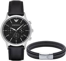 Мужские <b>часы Emporio armani</b> Dress <b>Watch</b> Gift Set <b>AR8034</b>