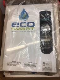 Ecosmart Tankless Water Heater Sizing Chart Ecosmart Eco 18 Tankless Water Heater Primintutto Info