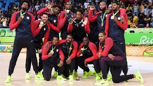 Just the Facts: Olympic Men's Basketball