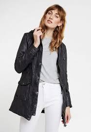trip leather jacket black
