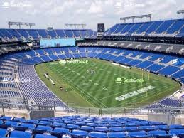 Ravens Stadium Interactive Seating Chart M T Bank Stadium Seating Chart Seatgeek