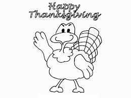 Thanksgiving Day Coloring Pages Printable - FunyColoring