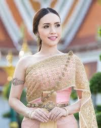 10 ไอเดย ทรงผมเจาสาวชดไทย สวยงามตรงใจในทกรายละเอยด