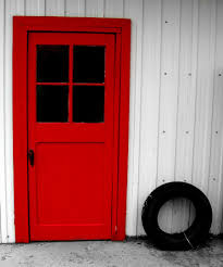 Small Picture Backyards The Red Door Scream Chantilly The Red Door By X Scream