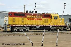 Finn's train and travel page : Trains : USA : Guide to locomotives ...