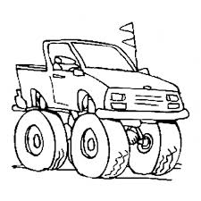 Disegno Di Jeep Da Colorare Per Bambini Disegnidacolorareonlinecom