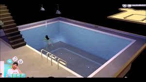 TS4 Bommel indoor basement swimming pool 2 YouTube