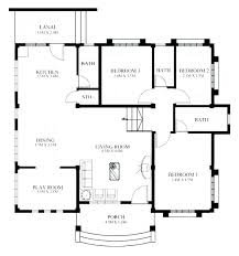 single story small house plans modern houses floor design designs 2 bedroom south africa
