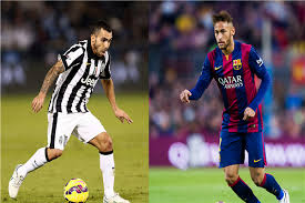 Image result for kartun bola barca