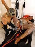 rubber clinic meine frau nackt