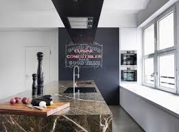 Kitchen Chalkboard Wall 23 Kitchens With Chalkboard Paint