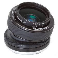 Купить <b>объектив</b> для фото <b>Lensbaby</b> Composer PRO w/<b>Sweet 35</b> ...