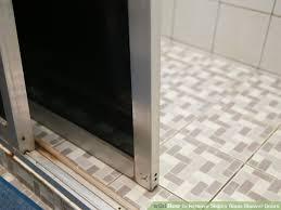 image titled remove sliding glass shower doors step 6