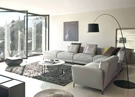 floor lamp for sectional couch floor lamps behind sectional sofas lovely black arch lamp for intended