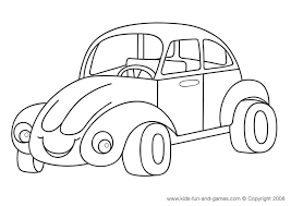Car Coloring Pages For Kids Cars Coloring Pages For Kids Cars