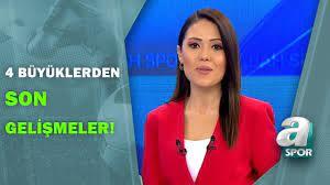 4 Büyüklerden Son Gelişmeler / A Spor / Sabah Sporu / 12.06.2020 - YouTube