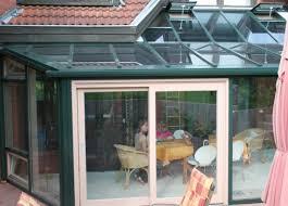 Schaltbares Sonnenschutzglas Reguliert Klima In Wintergärten