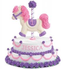 First Birthday Horse Theme Cake For Girlspng 3 Comments