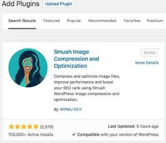 Image result for smush wordpress plugin
