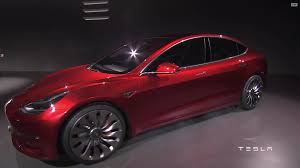 new car releases march 2014Meet Teslas Model 3 Its LongAwaited Car for the Masses  WIRED