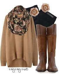 unboring fall and winter polyvore ideas for las 14