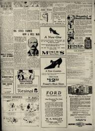 Xenia Evening Gazette Archives, May 17, 1920, p. 3
