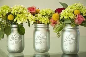 Decorating Jam Jars For Wedding 100 DIY Mason Jars Flower Pots Home Design Garden 72