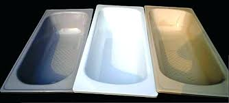enameled steel bathtub repair briggs porcelain reviews acrylic vs