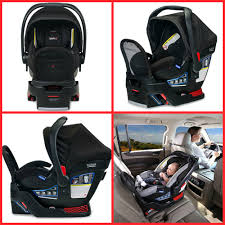 review of the britax endeavours infant car seat